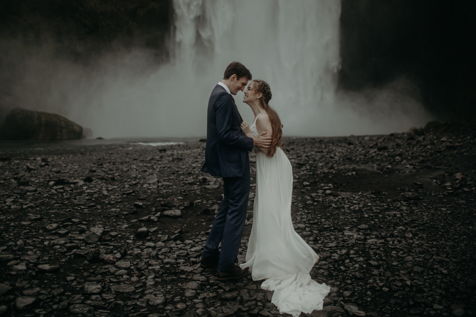 Intimate Getaway Elopement by Jane Iskra