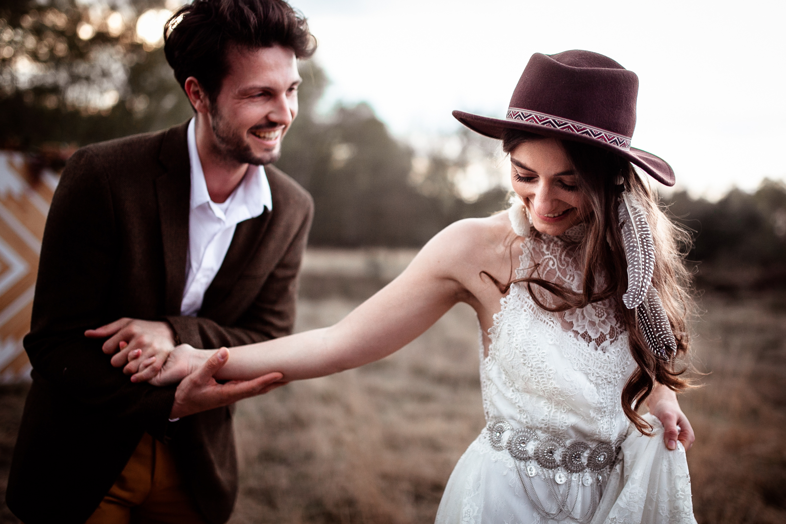 Free spirit love (Styled Shoot) by Sarah Russ Photography