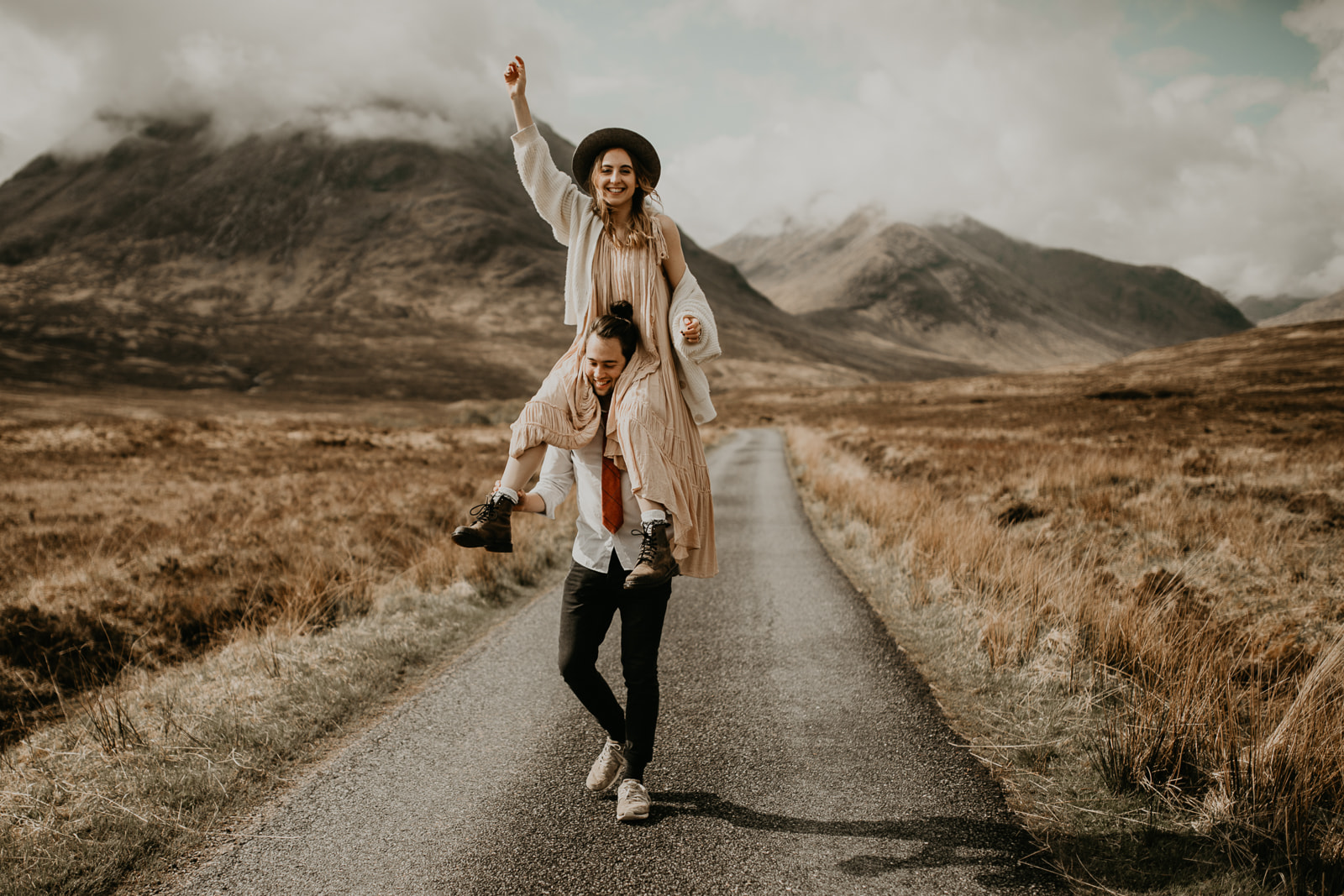 Scotland Adventure by Ana Schuller