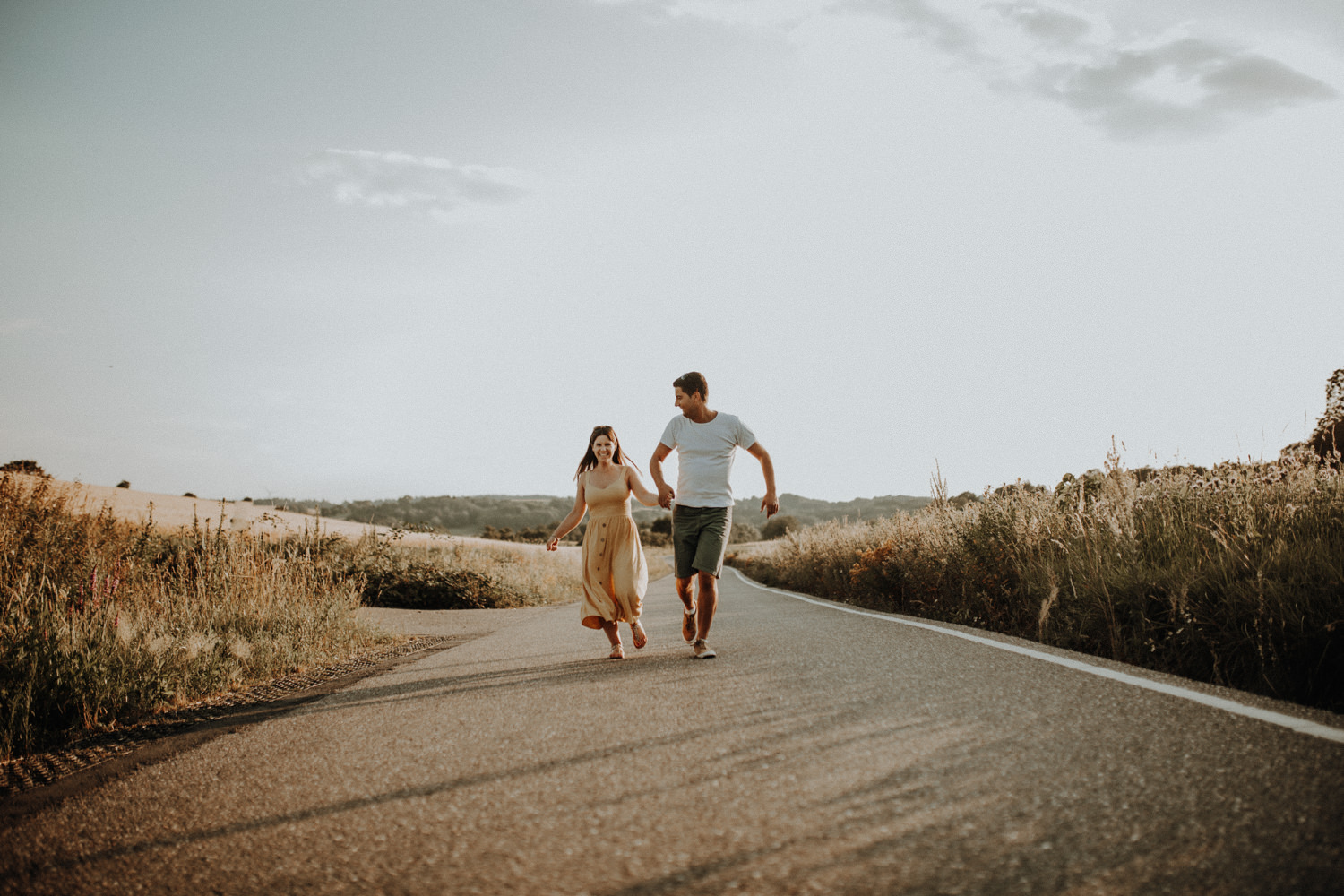 Summer Vibes Engagement by Carina Müller Photography
