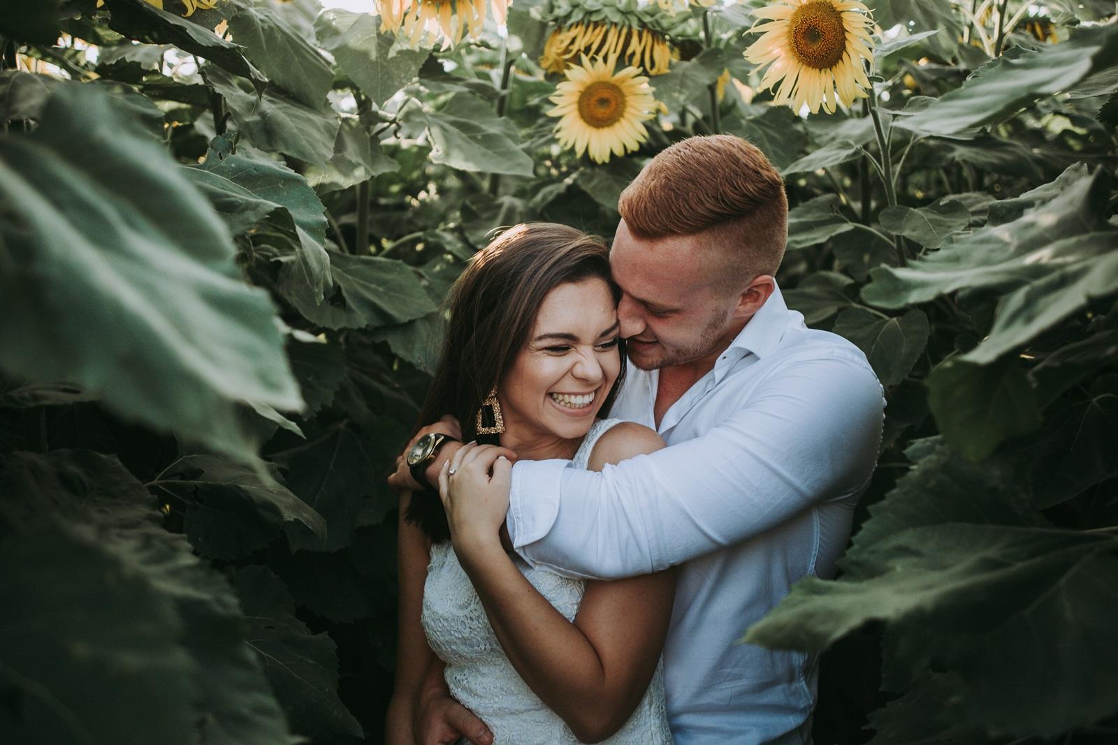 Sunflower Love by Marko Milas