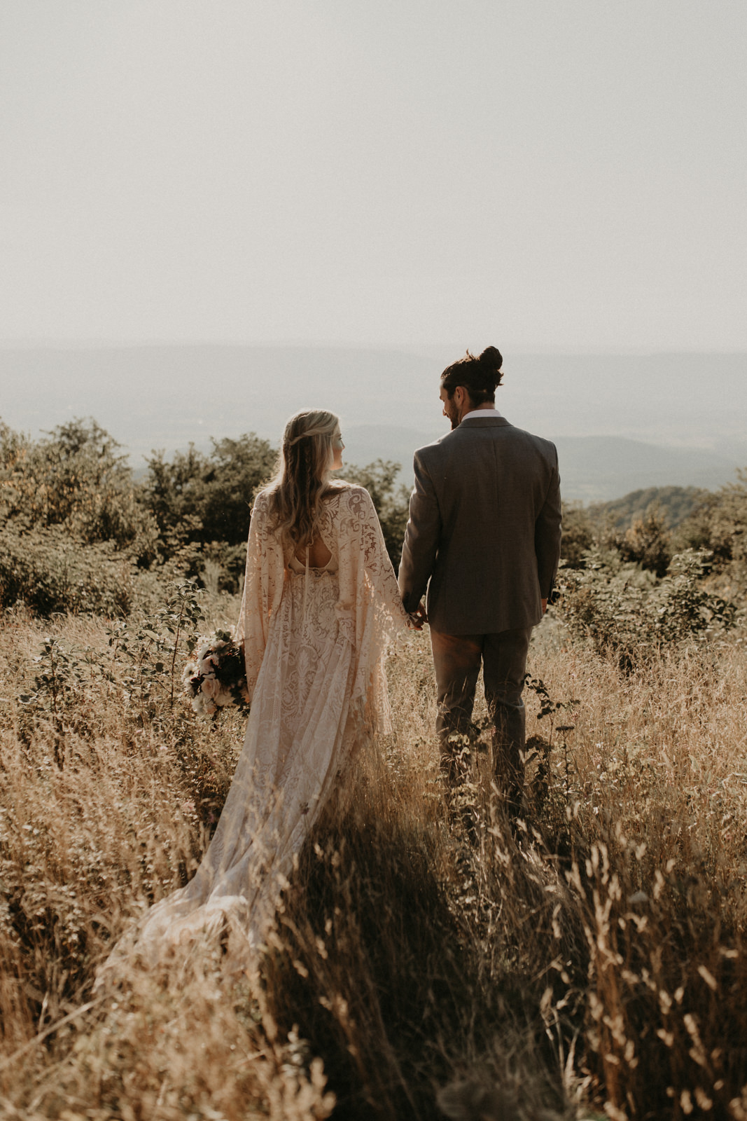 Intimate Mountain Elopement by Stephanie Marie