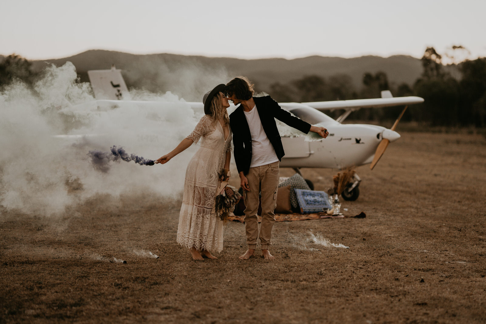 Styled Adventure Elopement by Emma Foster