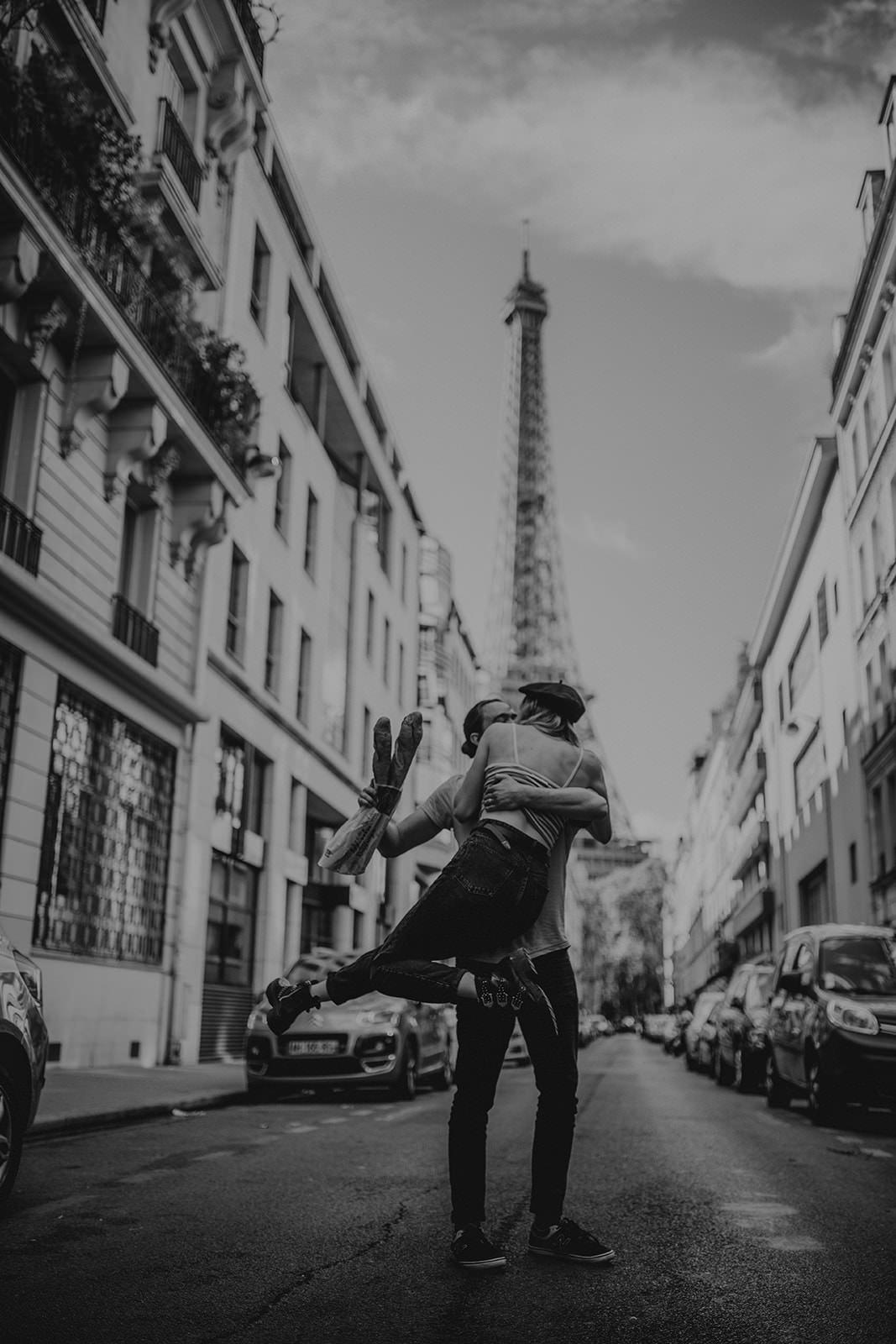 When in Paris by Joanna Eliza Photography