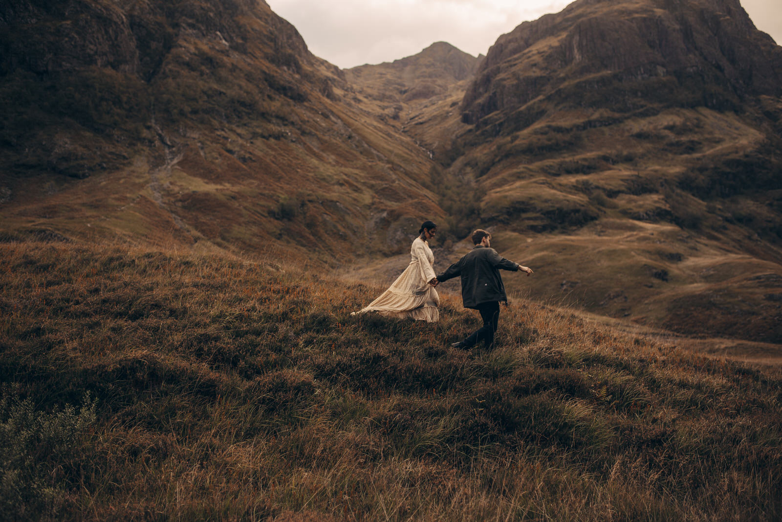 High on Love in the Highlands by Nina Goks Photography