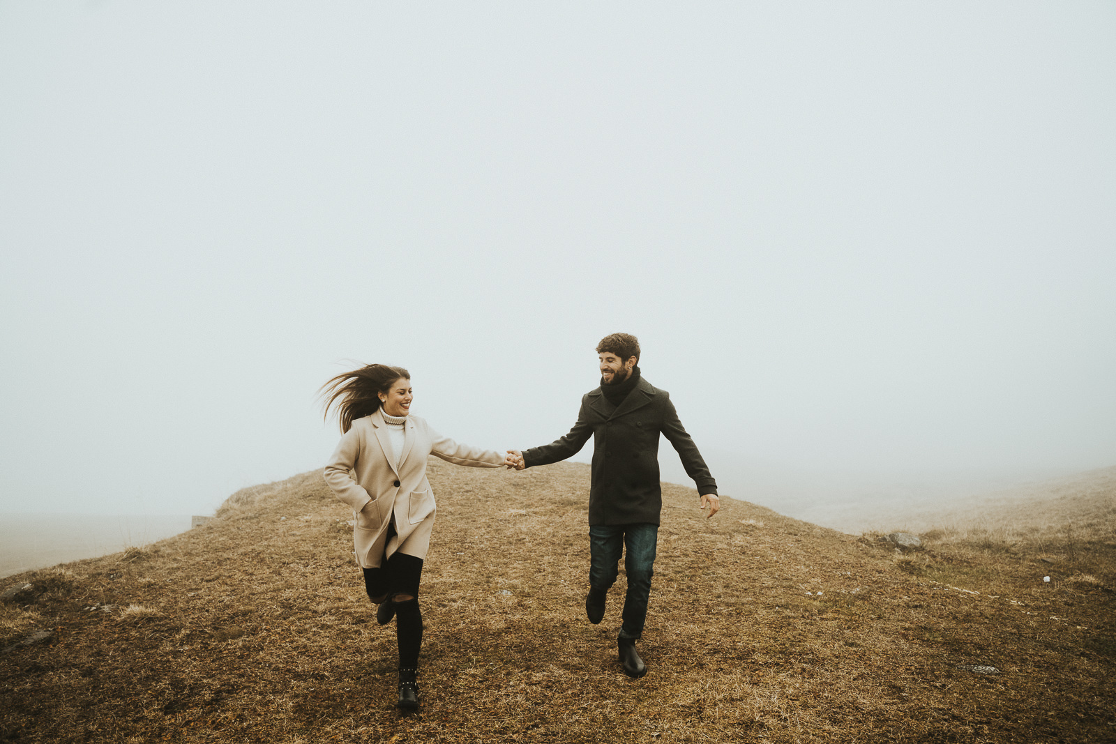 Dolomites adventure couple session by Silvia Poropat