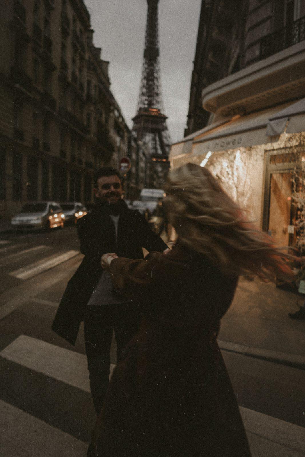 Paris vintage love by Ida-Christine Amerkamp
