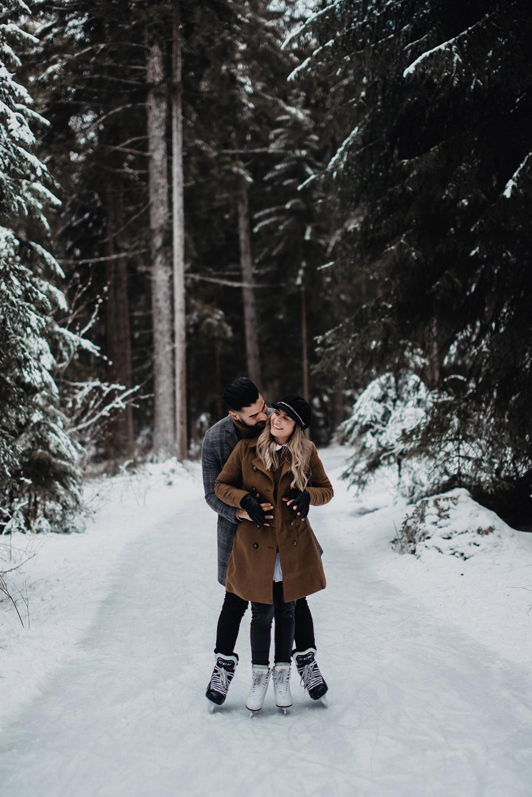 Winter Wonderland by Merve Tufan