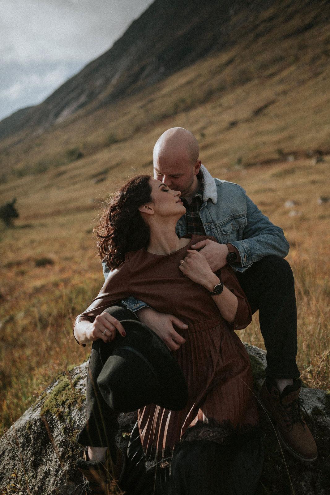Adventure in Glencoe by Bernadeta Kupiec