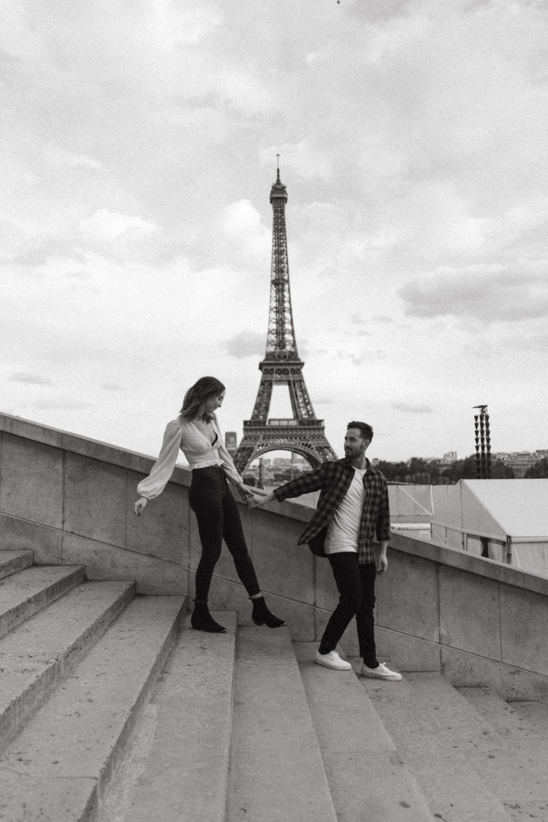 Missing Paris – Missing Lovers by Joanna Eliza Photography