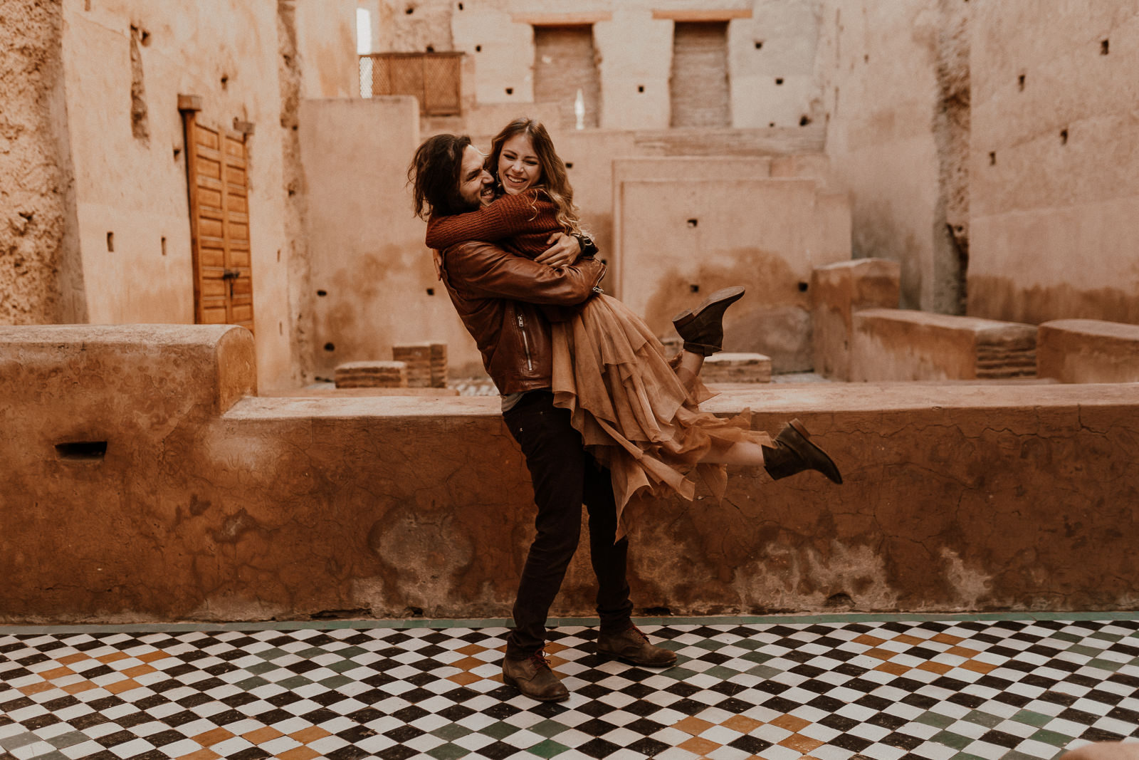 Lost my heart in Marrakech by Anni Style Photography