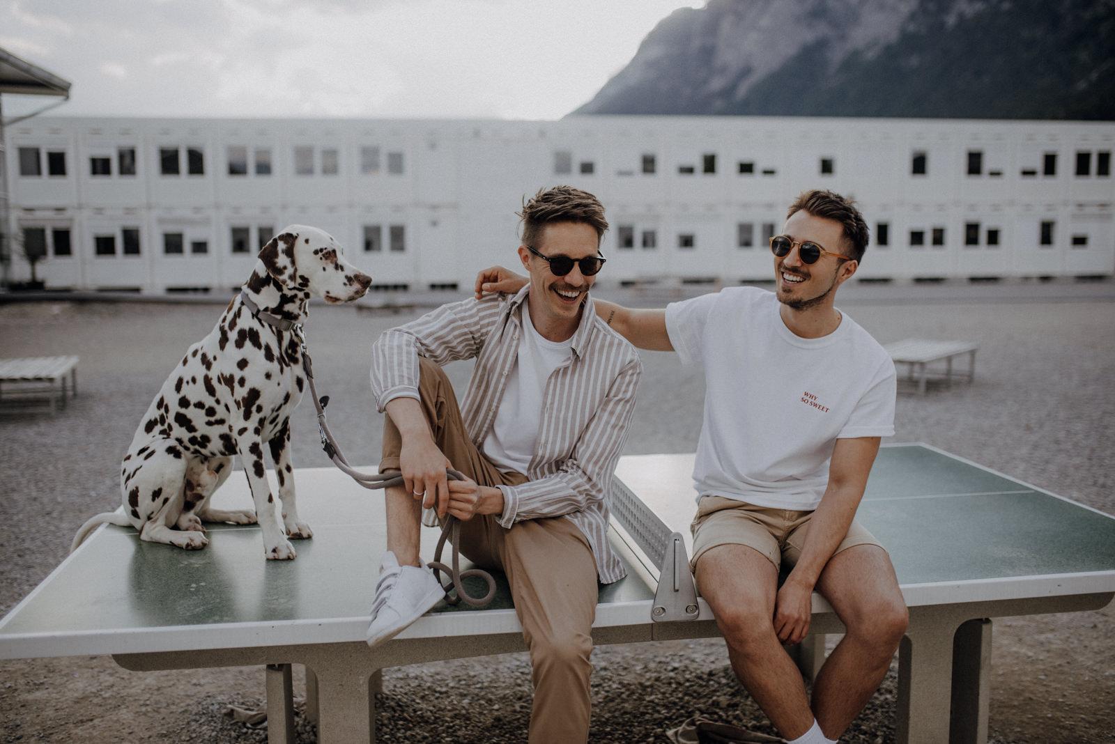 Innsbruck love story by Barbara Schmid