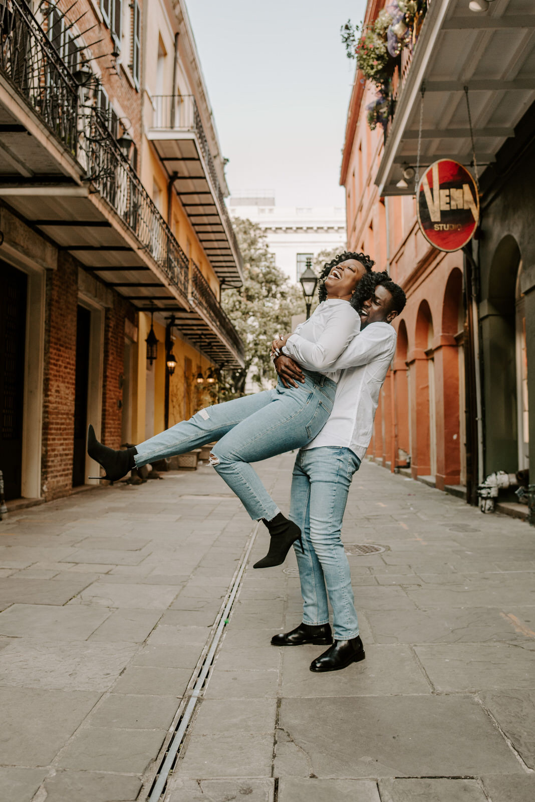 New Orleans Lovers by Hope Allison