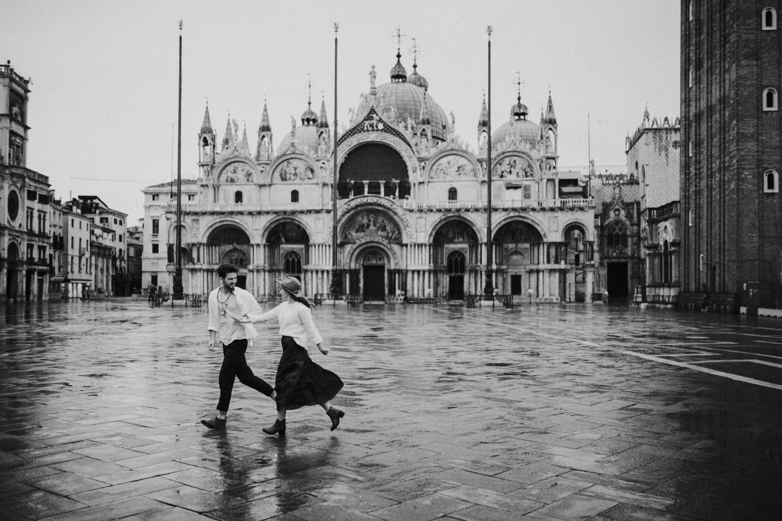 When no one is around by Venice Photographer Luka