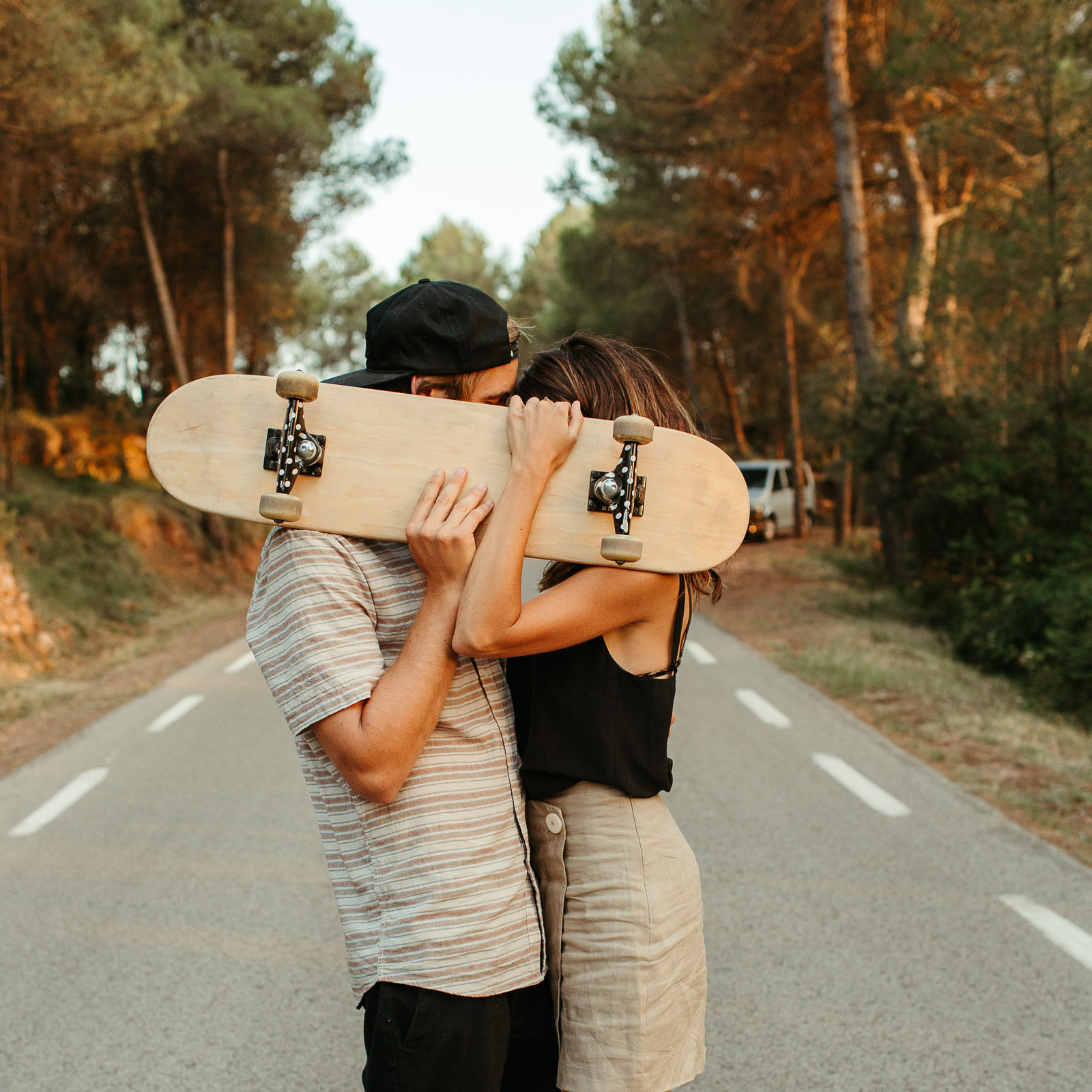 Skateboard Lovers by Marina Bousin Photography