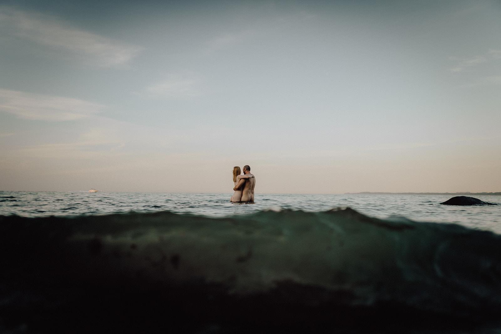 Beach Love by Lena Steinke