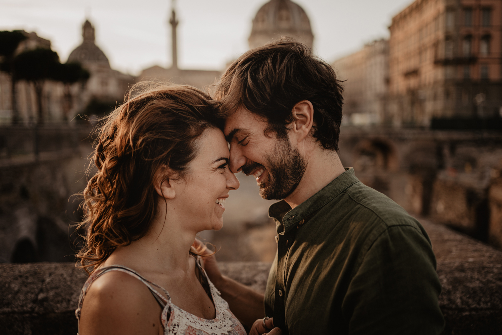 Rome Lovers by Michael Zennaro