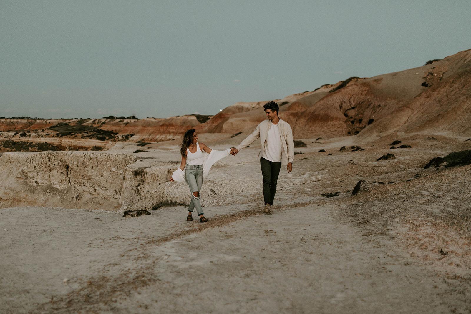 Let's Escape to Mars by Hayley Rafton