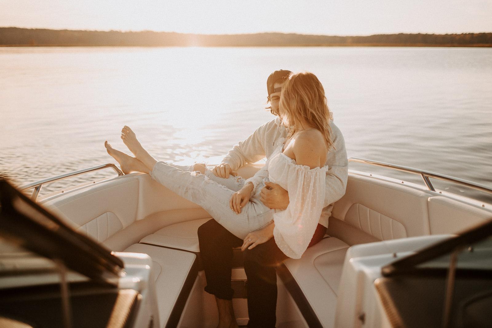 Romantic Sunset Cruise by Jamie Dunn Photography LLC
