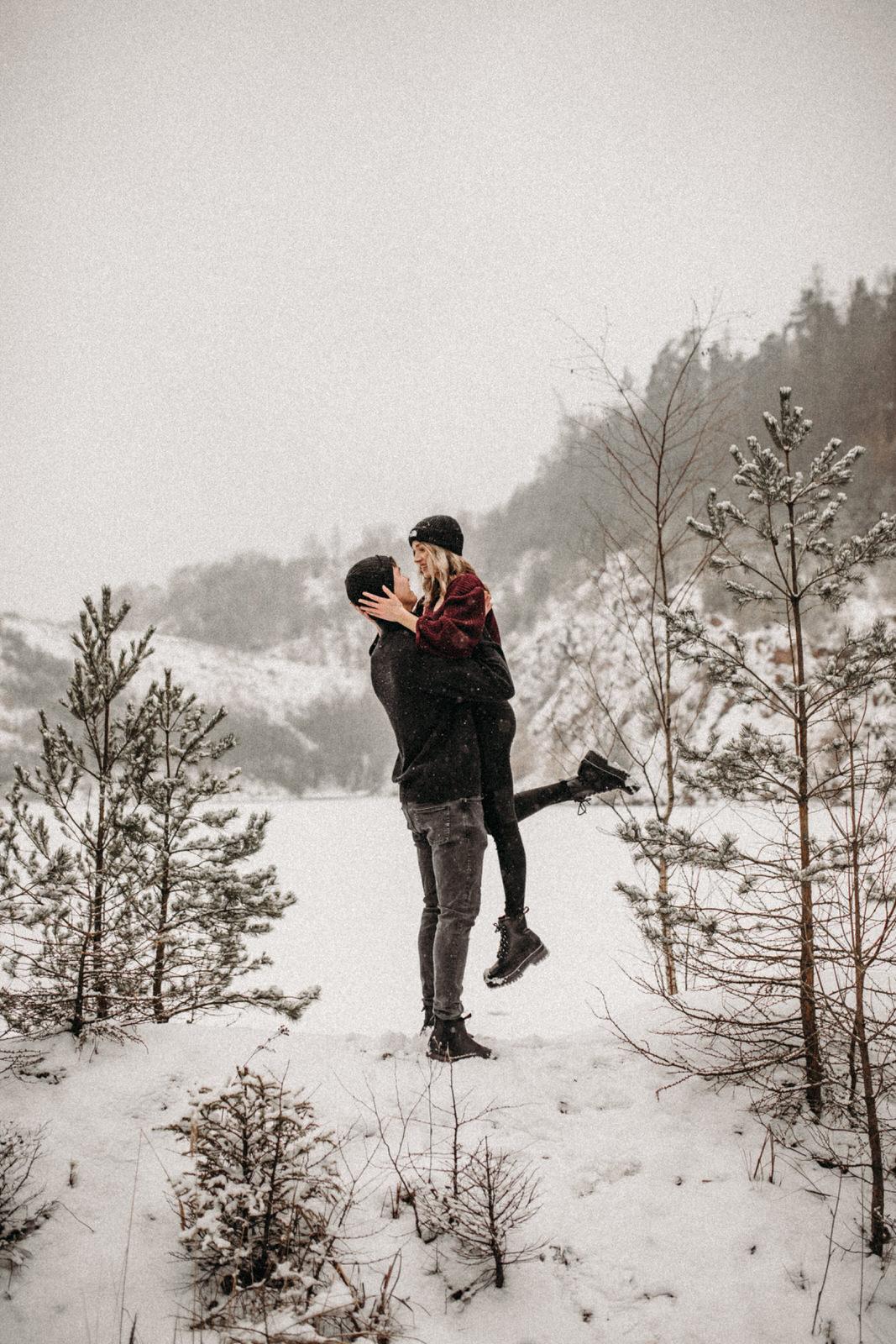 Velvet Snow by Christine Ankenbrand