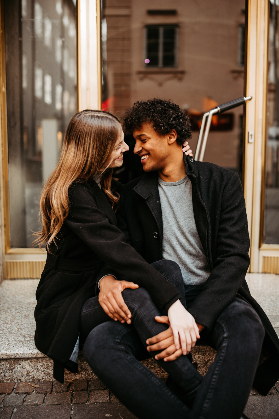 Love Is Around the Corner by Sanda Obertaxer