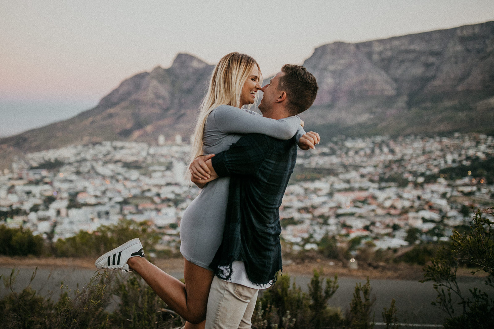 A Cape Town Love Story by Thomas Oberascher