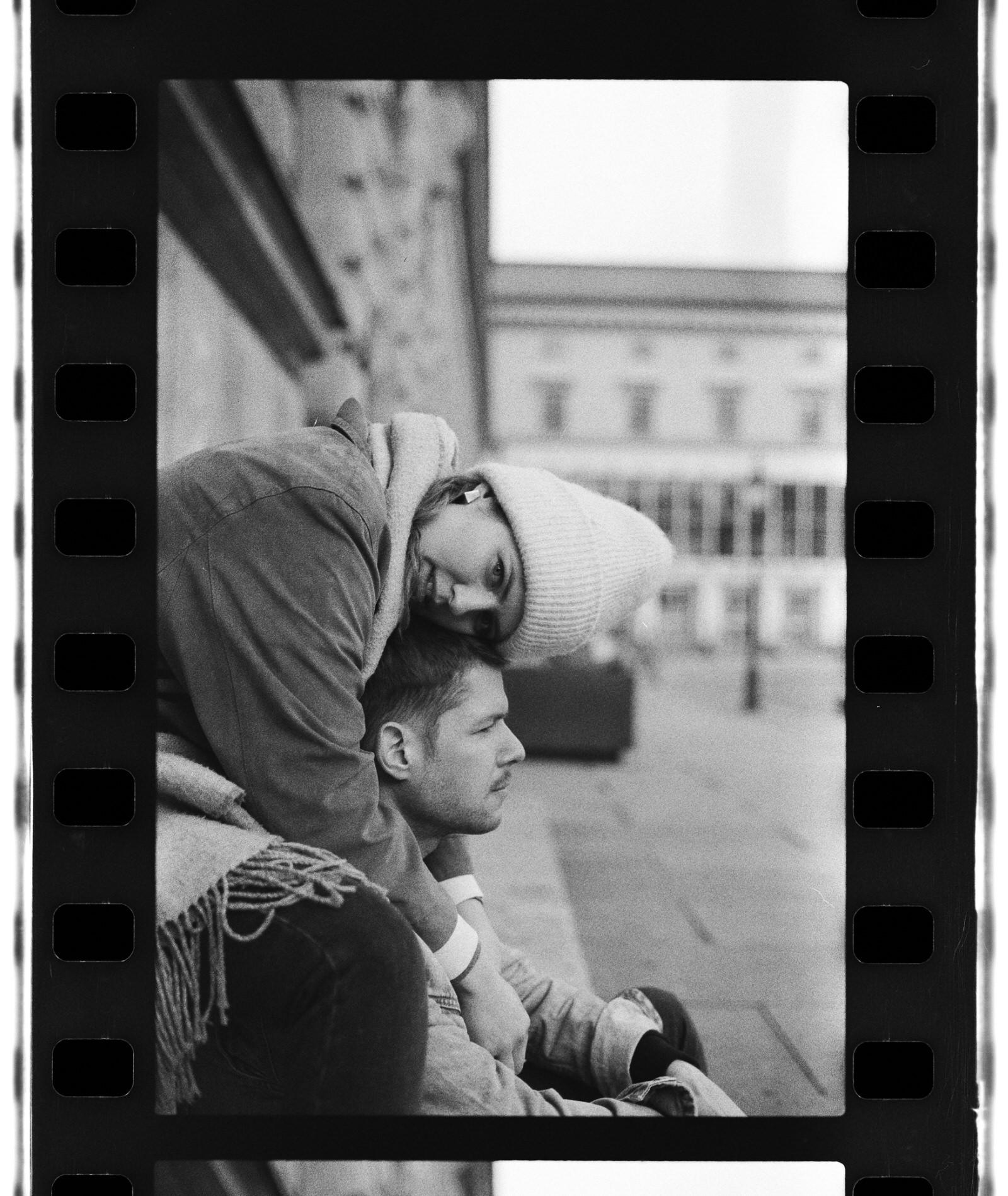 Love on Film by Benjamin Park