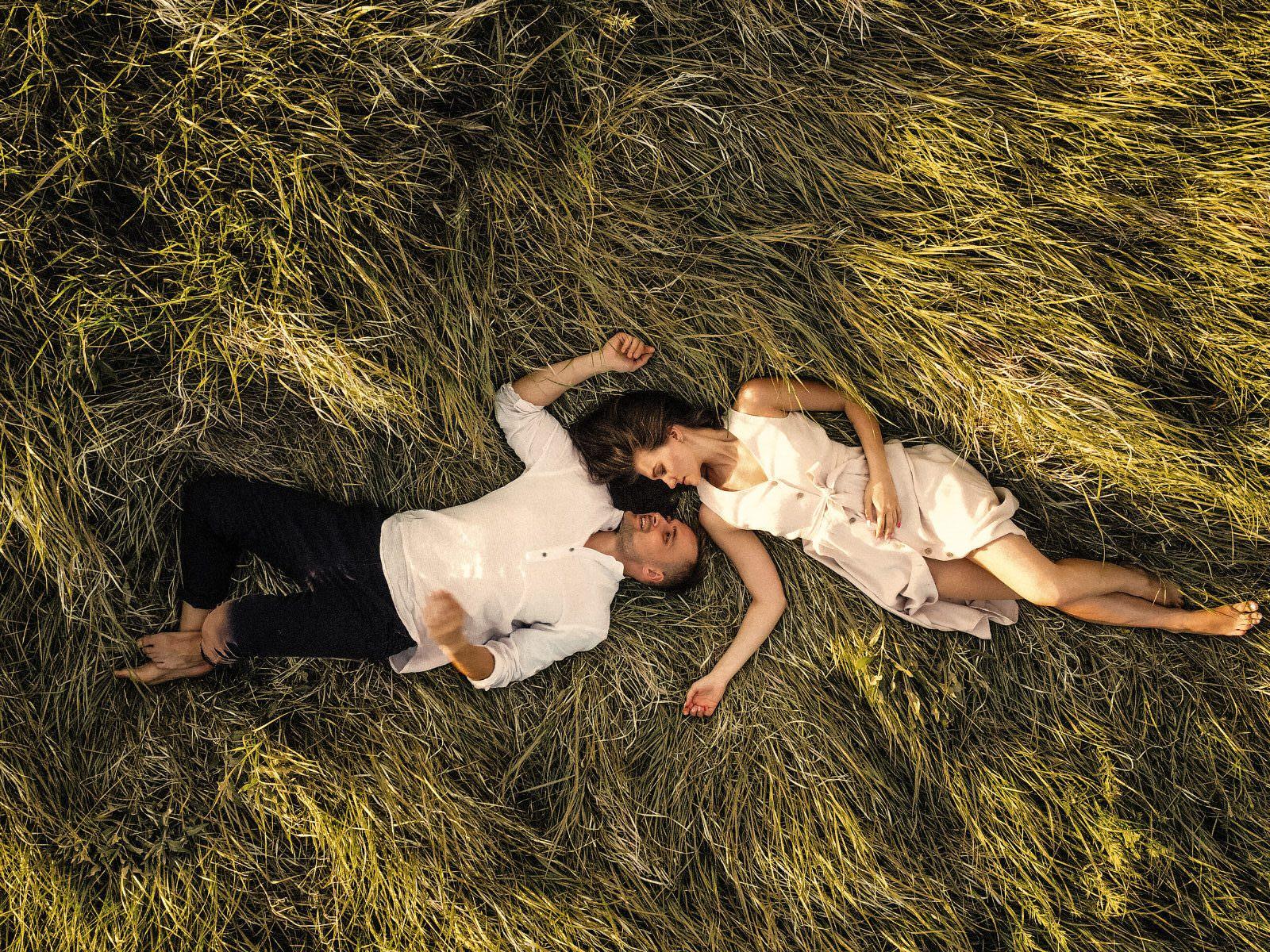 In the Fields by Natalya Brysaeva