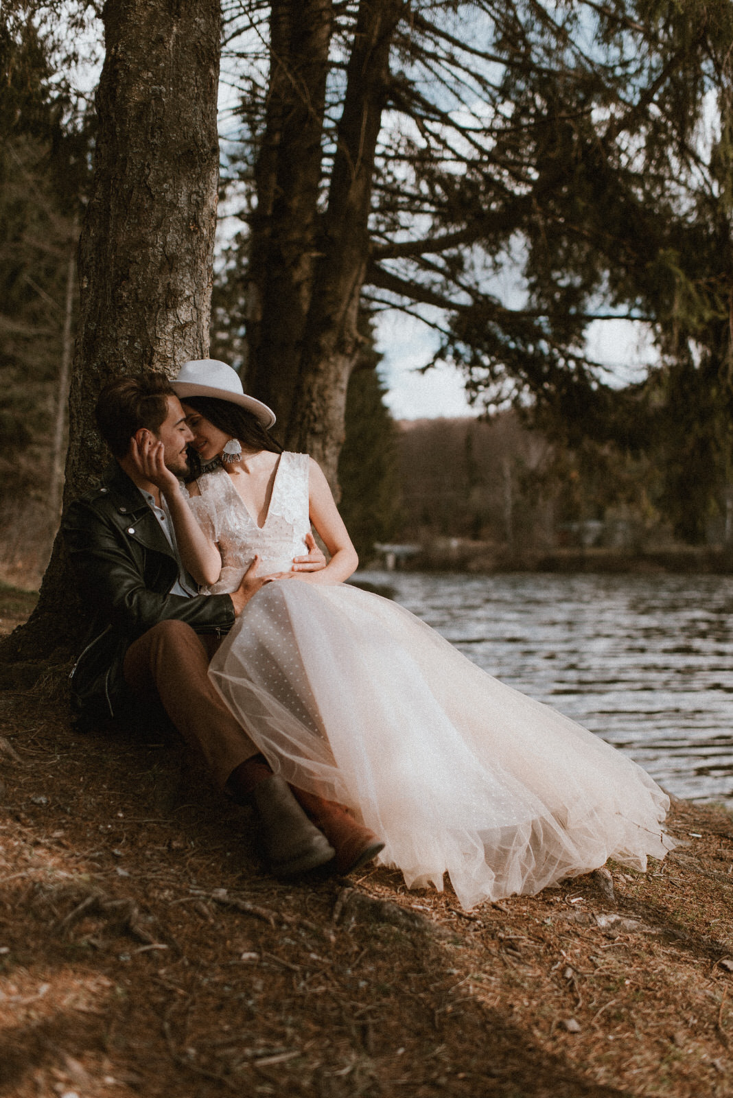 Our Love Is Raw Like the Forest by Sorin & Patricia