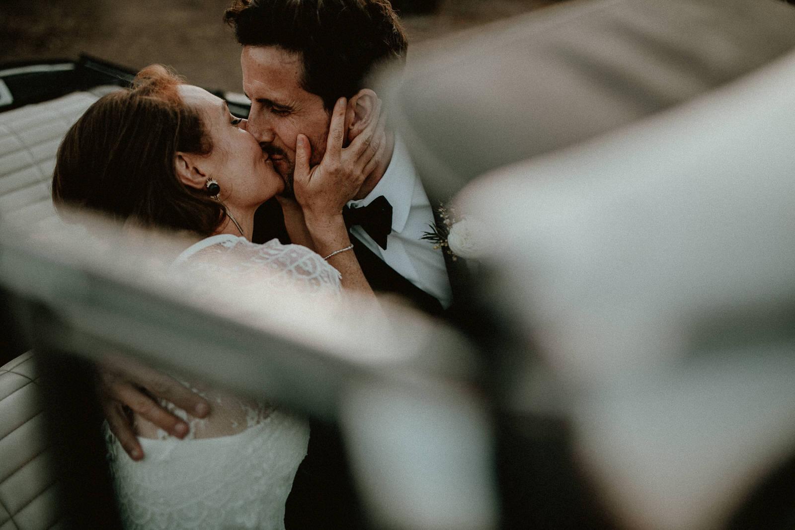 Post Wedding Joyride by Gina & Ryan Photography