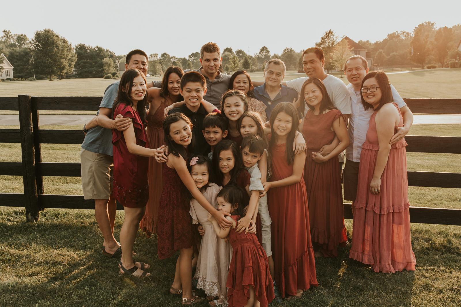 Extended Family Time by Sarah Harrington Photography